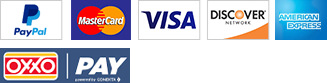 Pay with PayPal, PayPal Credit or any major credit card