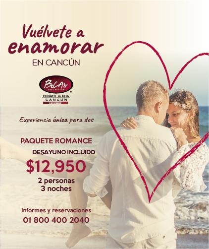 vuelvete a enamorar bel air cancún