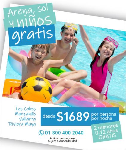 arena-sol-niños-gratis