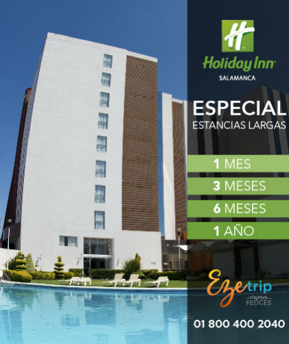Holiday Inn Estancias largas