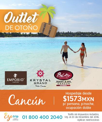 Outlet Otoño Cancun
