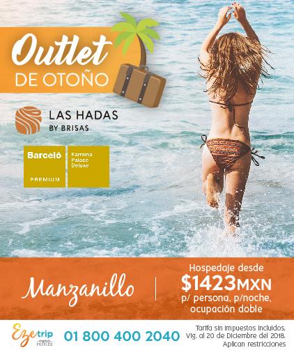 Outlet de Otoño Manzanillo