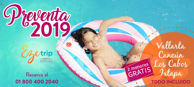 <Preventa 2019 Cancun