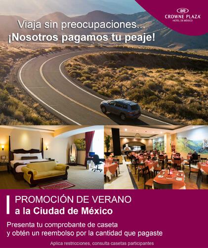 Hotel de México Crowne Plaza México
