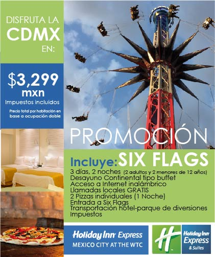 Holiday Inn Express WTC