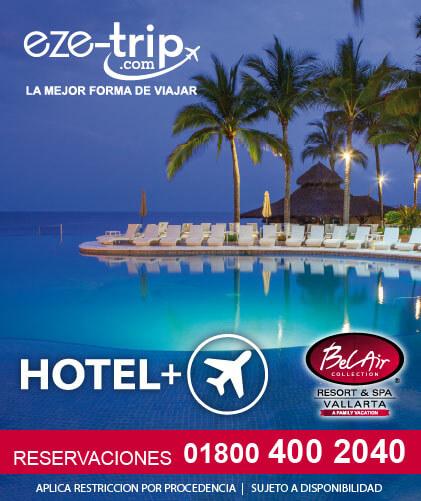 Hotel + Avion Bel Air Vallarta